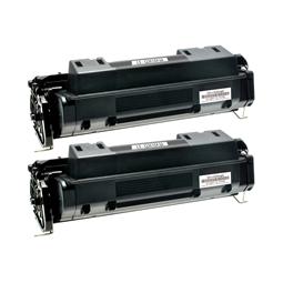 Logic-Seek 2 Toner kompatibel zu HP 10A Q2610A HC Schwarz