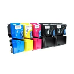 Logic-Seek 5 Toner kompatibel zu Kyocera TK-825 HC