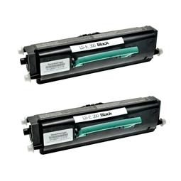 Logic-Seek 2 Toner kompatibel zu Lexmark E350 E352H21E HC Schwarz
