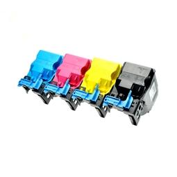 Logic-Seek 4 Toner kompatibel zu Epson C3900 HC