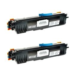 Logic-Seek 2 Toner kompatibel zu OKI B4510 9004168 HC Schwarz