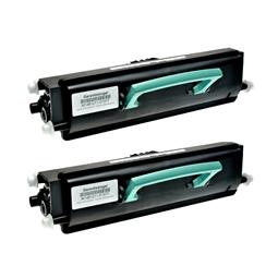Logic-Seek 2 Toner kompatibel zu Lexmark E450 E450H31E HC Schwarz