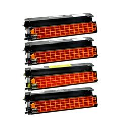 Logic-Seek 4 Trommeleinheiten kompatibel zu OKI C3100 HC