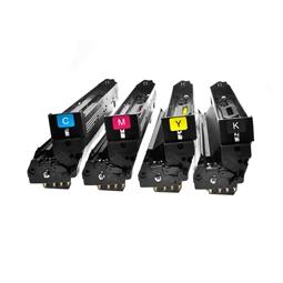 Logic-Seek 4 Trommeleinheiten kompatibel zu OKI C9600 HC