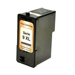 Logic-Seek  Tintenpatrone kompatibel zu Dell A926 MK992 592-10211 XL Schwarz