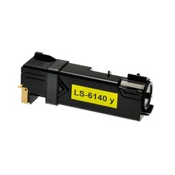 Logic-Seek  Toner kompatibel zu Xerox Phaser 6140 106R01479 HC Yellow