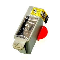 Logic-Seek  Tintenpatrone kompatibel zu Kodak 30XL 3952363 XL Schwarz