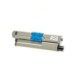 Logic-Seek  Toner kompatibel zu OKI C510 44469804 HC Schwarz