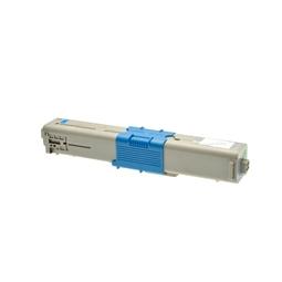 Logic-Seek  Toner kompatibel zu OKI C510 44469724 HC Cyan