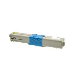 Logic-Seek  Toner kompatibel zu OKI C510 44469722 HC Yellow