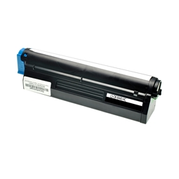 Logic-Seek  Toner kompatibel zu OKI B440 43979207 HC Schwarz