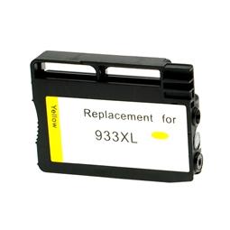 Logic-Seek  Tintenpatrone kompatibel zu HP 933XL CN056AE XL Yellow