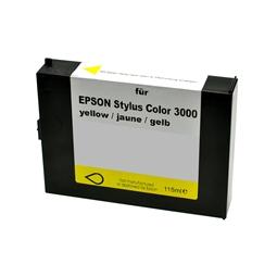 Logic-Seek  Tintenpatrone kompatibel zu Epson Stylus 3000 C13S020122 XL Yellow