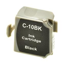 Logic-Seek  Tintenpatrone kompatibel zu Canon BCI-10BK 0956A002 XL Schwarz