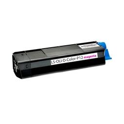 Logic-Seek  Toner kompatibel zu Olivetti DColor P12 B0457 HC Magenta