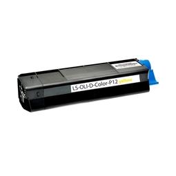 Logic-Seek  Toner kompatibel zu Olivetti DColor P12 B0458 HC Yellow
