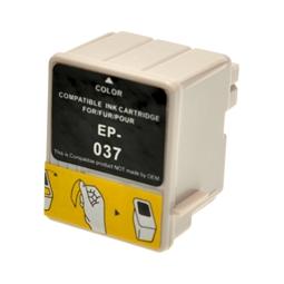 Logic-Seek  Tintenpatrone kompatibel zu Epson Stylus C46 T037 C13T03704010 XL Color