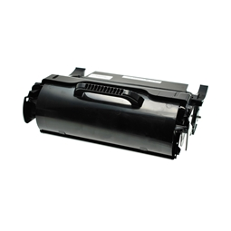 Logic-Seek  Toner kompatibel zu Lexmark X650 XL X651H21E UHC Schwarz