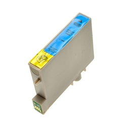 Logic-Seek  Tintenpatrone kompatibel zu Epson Stylus R800 T0542 C13T05424010 XL Cyan
