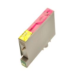 Logic-Seek  Tintenpatrone kompatibel zu Epson Stylus R800 T0543 C13T05434010 XL Magenta