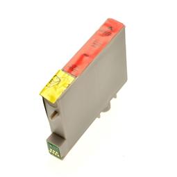 Logic-Seek  Tintenpatrone kompatibel zu Epson Stylus R800 T0547 C13T05474010 XL Rot
