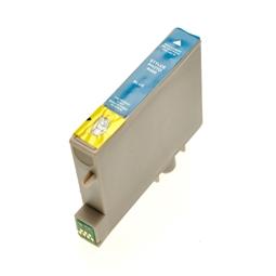 Logic-Seek  Tintenpatrone kompatibel zu Epson Stylus R800 T0549 C13T05494010 XL Blau