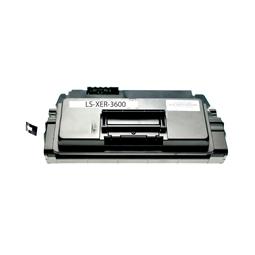 Logic-Seek  Toner kompatibel zu Xerox Phaser 3600 106R01370 HC Schwarz