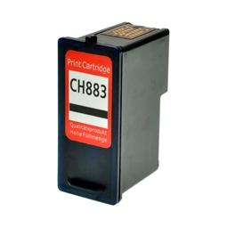Logic-Seek  Tintenpatrone kompatibel zu Dell A968 CH883 592-10226 XL Schwarz
