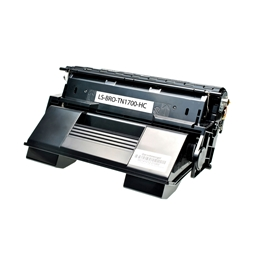 Logic-Seek  Toner kompatibel zu Brother TN-1700 HC Schwarz