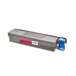 Logic-Seek  Toner kompatibel zu OKI C610 44315306 HC Magenta