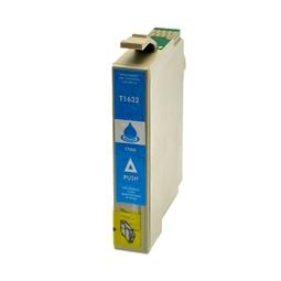 Logic-Seek  Tintenpatrone kompatibel zu Epson Stylus WF2510 16XL C13T16324010 XL Cyan