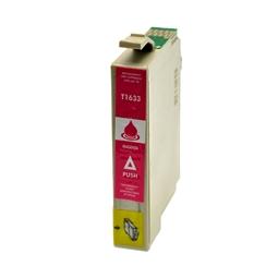 Logic-Seek  Tintenpatrone kompatibel zu Epson Stylus WF2510 16XL C13T16334010 XL Magenta