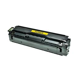 Logic-Seek  Toner kompatibel zu Samsung CLP-415 Y504 CLT-Y504S/ELS HC Yellow