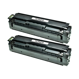 Logic-Seek 2 Toner kompatibel zu Samsung CLP-415 K504 CLT-K504S/ELS HC Schwarz