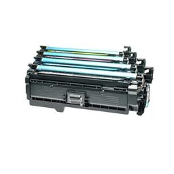 Logic-Seek 4 Toner kompatibel zu HP CE400X-CE403A HC