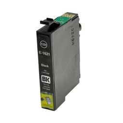 Logic-Seek  Tintenpatrone kompatibel zu Epson Stylus WF2510 16 C13T16214010 XL Schwarz