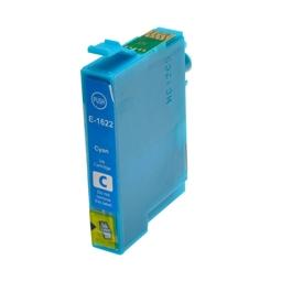 Logic-Seek  Tintenpatrone kompatibel zu Epson Stylus WF2510 16 C13T16224010 XL Cyan