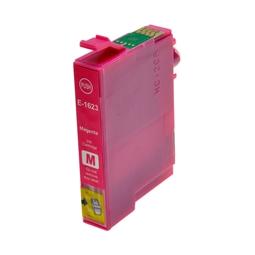 Logic-Seek  Tintenpatrone kompatibel zu Epson Stylus WF2510 16 C13T16234010 XL Magenta