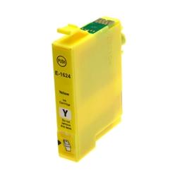Logic-Seek  Tintenpatrone kompatibel zu Epson Stylus WF2510 16 C13T16244010 XL Yellow