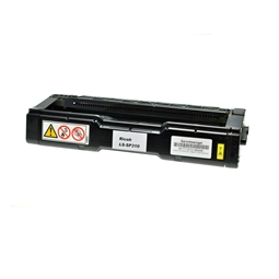 Logic-Seek  Toner kompatibel zu Ricoh SPC-231 SPC-310 TYPESPC310HE 406351 HC Yellow
