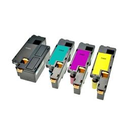 Logic-Seek 4 Toner kompatibel zu Dell 1250 HC
