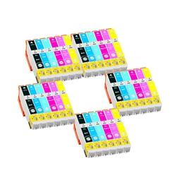 Logic-Seek 30 Tintenpatronen kompatibel zu Epson 24XL XL