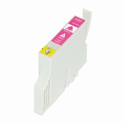 Logic-Seek  Tintenpatrone kompatibel zu Epson Stylus Photo 950 T0333 C13T03334010 XL Magenta