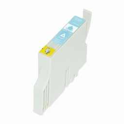 Logic-Seek  Tintenpatrone kompatibel zu Epson Stylus Photo 950 T0335 C13T03354010 XL Photo Cyan