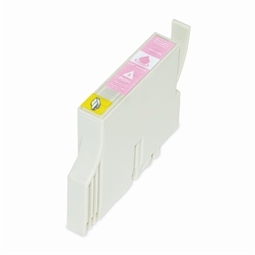 Logic-Seek  Tintenpatrone kompatibel zu Epson Stylus Photo 950 T0336 C13T03364010 XL Photo Magenta