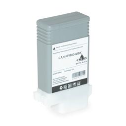Logic-Seek  Tintenpatrone kompatibel zu Canon PFI-103MBK 2211B001 XL Matt Schwarz