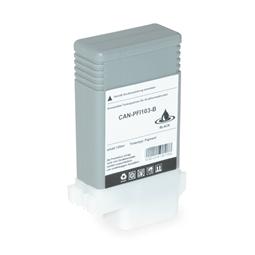 Logic-Seek  Tintenpatrone kompatibel zu Canon PFI-103BK 2212B001 XL Schwarz