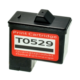 Logic-Seek  Tintenpatrone kompatibel zu Dell A920 T0529 592-10039 XL Schwarz
