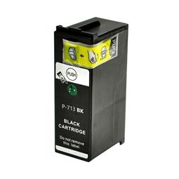 Logic-Seek  Tintenpatrone kompatibel zu Dell P713 X768N 592-11343 XL Schwarz