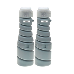 Logic-Seek 2 Toner kompatibel zu Konica Minolta 105B 8936-604 HC Schwarz